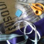 glenlyon coffee sack upcycling detail 1