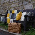bothy blanket lichen and cushions
