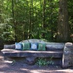 Roobedo set of Scots pine cone cushions 2